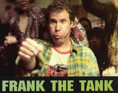 """""""Frank the Tank"""" from """"Old School"""" is going streaking!! Will Ferrell is a god of comedy."""