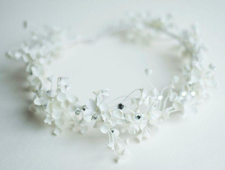 Romantic wreath