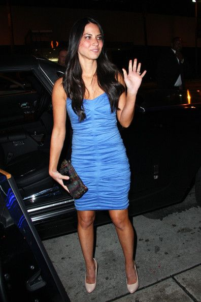 Olivia Munn Photos - Olivia Munn at the Montblanc Charity Cocktail at Soho House in Los Angeles. - Gwen Stefani and Gavin Rossdale at the Pre-Oscar Soho House Party