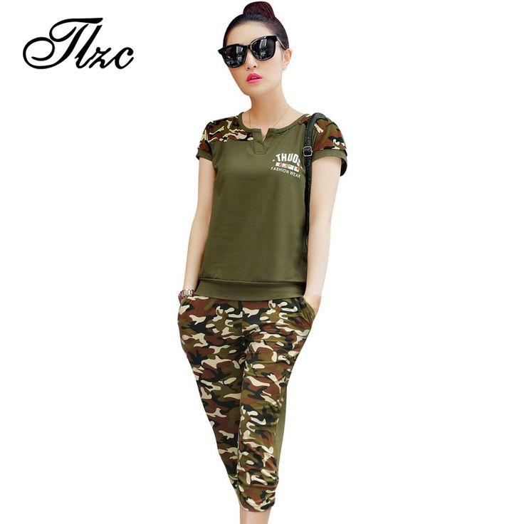TLZC 2 Piece Set Women Summer Casual Tracksuits Plus Size M-4XL Daily Wear Lady Fashion Leisure Clothing Sets T-shirt + Shorts