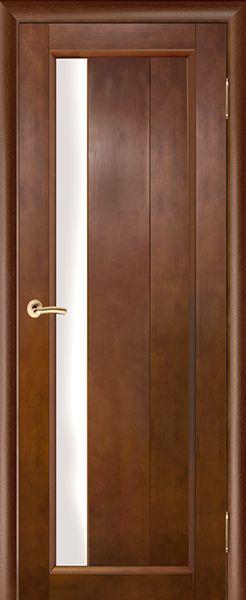 Двери межкомнатные Вега 6 темный орех (Вилейка) в г. Гомель. Отзывы. Цена. Купить. Фото. Характеристики.