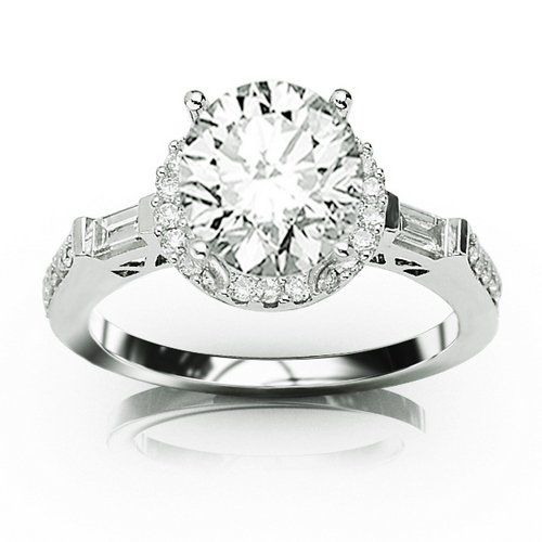 1171 Best Images About Diamond Engagement Rings On