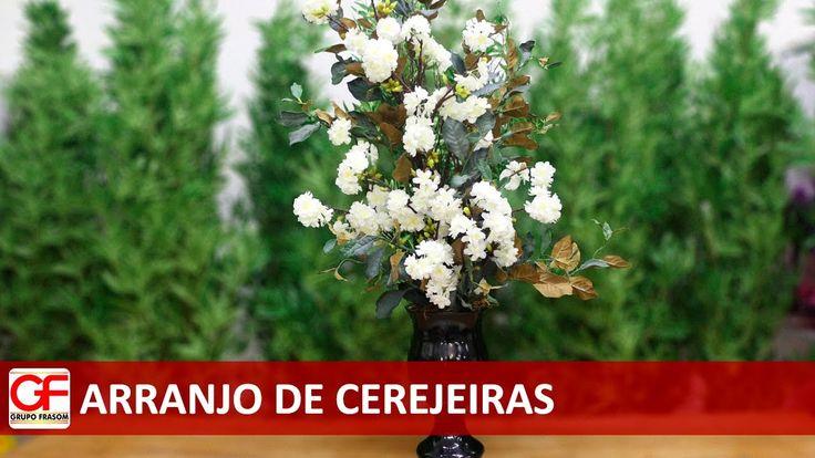 Arranjo de Cerejeiras