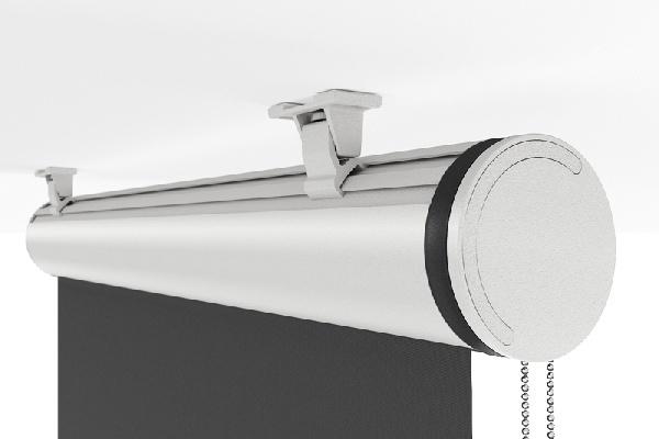 Box - cortina enrollable para cubrir grandes dimensiones. Bandalux.