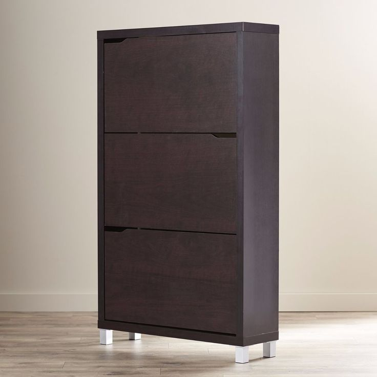 Shoe Storage Solutions Cubby Cabinet With Doors Furniture #WadeLoganAltha