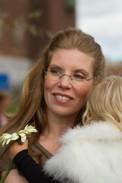 Photo: Felix Reychman Hair & Make-Up: Kim Ikonen Jennings natural waves, natural make-up, bridal