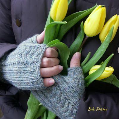 Bela Stitches: na drutach / knitted