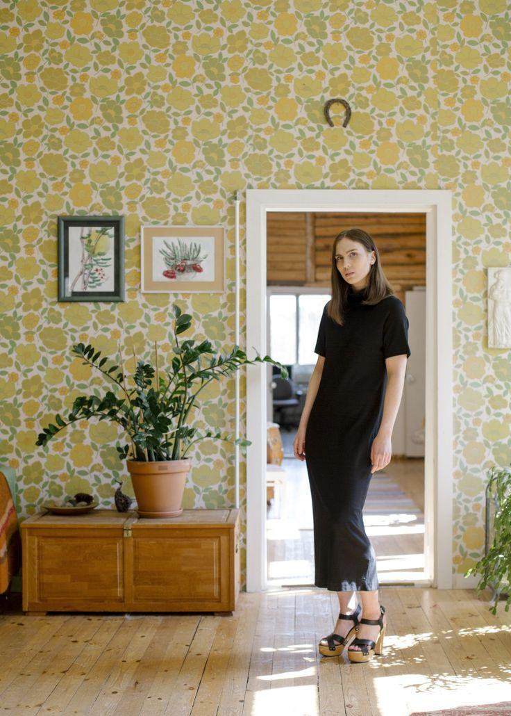 WST x Marimekko second hand
