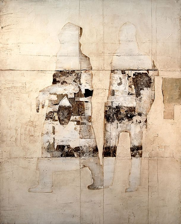 ⌼ Artistic Assemblages ⌼ Mixed Media & Collage Art - Marc Cinq-Mars