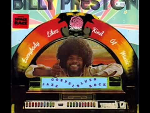 Billy Preston was a hit with his song 'Will It Go Round in Circles' this point in July of 1973.