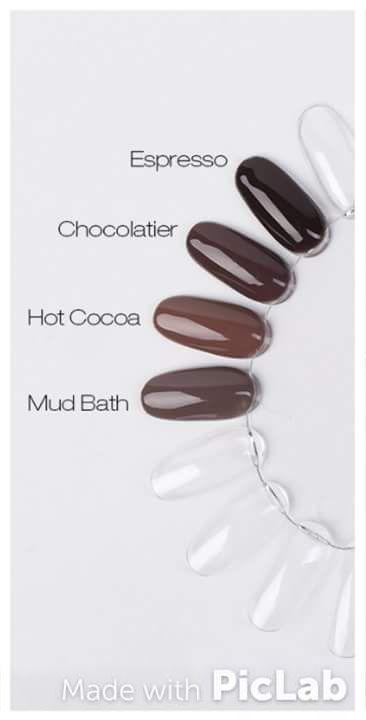 Chocolatier 5ml. | indigo labs nails veneto