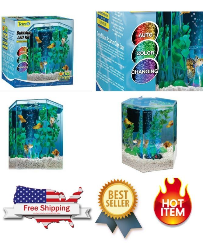 Hexagon Fish Tank Hood