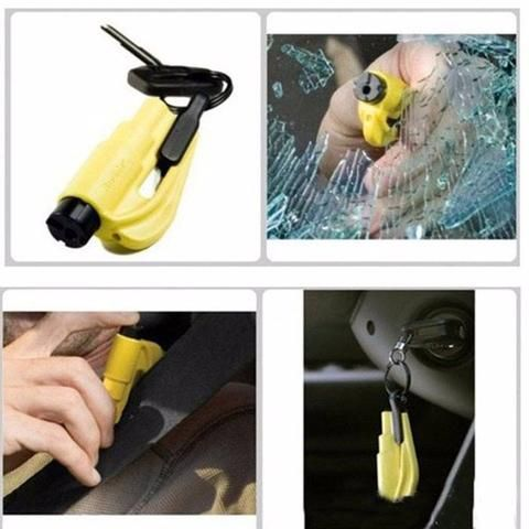 Buy cheapest EscapeMyself (seat belt cutter and window breaker) - at trendingvip.com