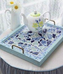 Mosaic Breakfast Tray