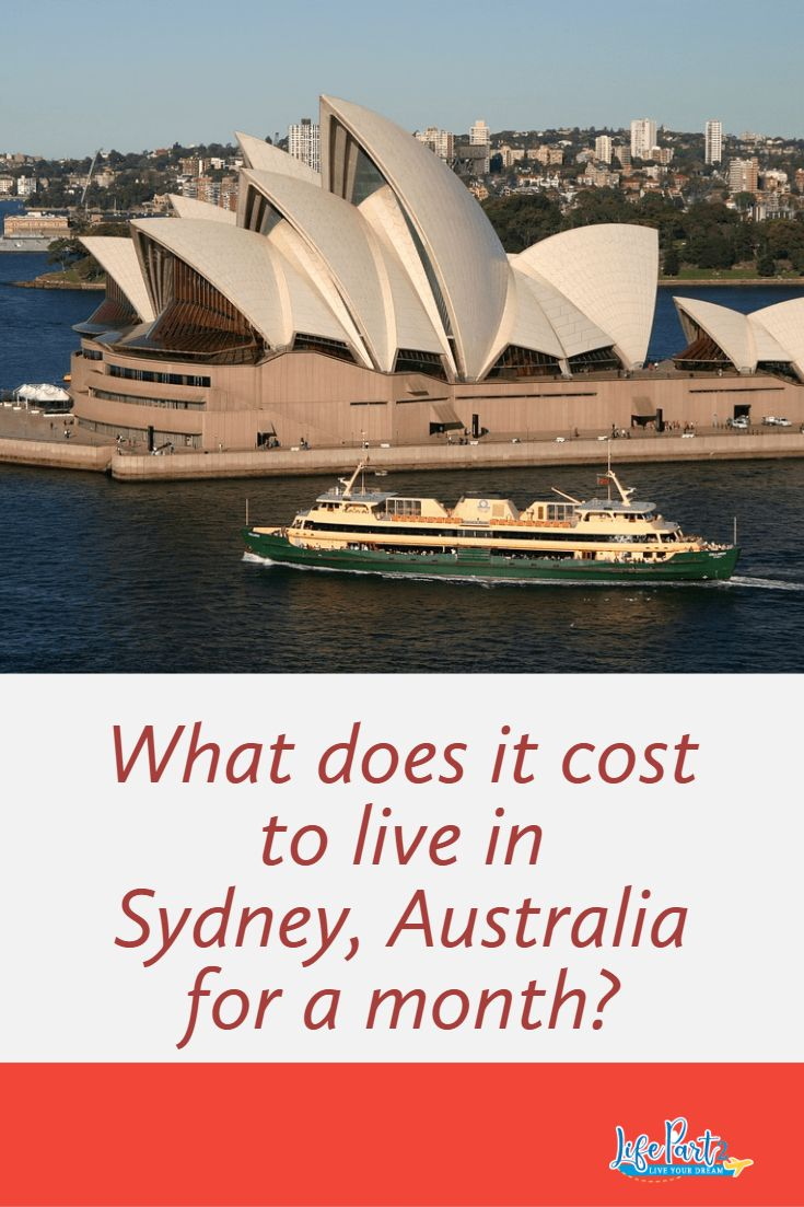 What Is The Cost To Live For A Month In Sydney, Australia | Travels