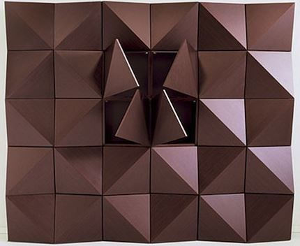 Origami Cabinet! build your own and choose your own material/ finish with Sovereign Interiors!! www.sovereigninteriors.com.au