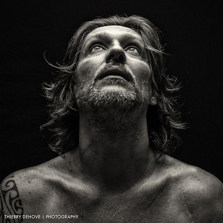 Black, white and gray portraits w/Nik Silver Efex Pro 2 (Thierry Dehove)