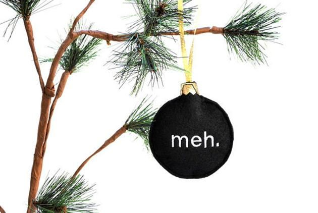 ★ Mysterious Black ★ Thirteen Oddest, Funniest And Strangest Holiday Ornaments