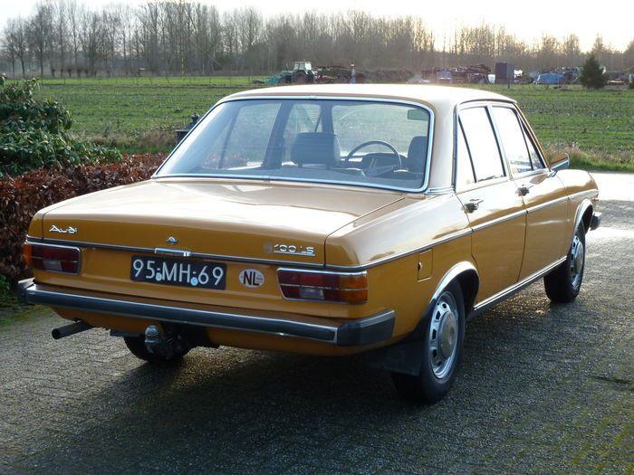 Audi 100 1.8 LS - 1976 | Audi, Auto, Voertuigen