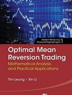 The 25 best mathematical analysis ideas on pinterest crop optimal mean reversion trading mathematical analysis and practical applications free download by tim leung xin li isbn 9789814725910 with booksbob fandeluxe Gallery