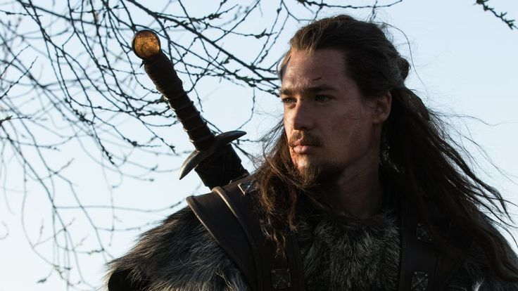 Errmahhhgerrrddd this guy is SO HOT!!! Utred in The Last Kingdom.