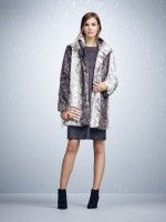 Look & feel fabulous in this faux fur. Available from Dorothy Perkins.