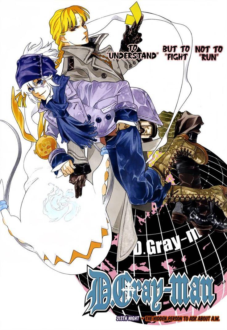 D. Gray Man!!!!!! Eeeeeee!!! I love Allen!!!!!!!!!!!!!!! Especially the way he is drawn in this pin!! <3