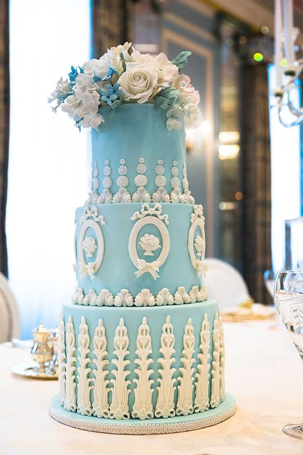 Elegant English Wedding Inspiration