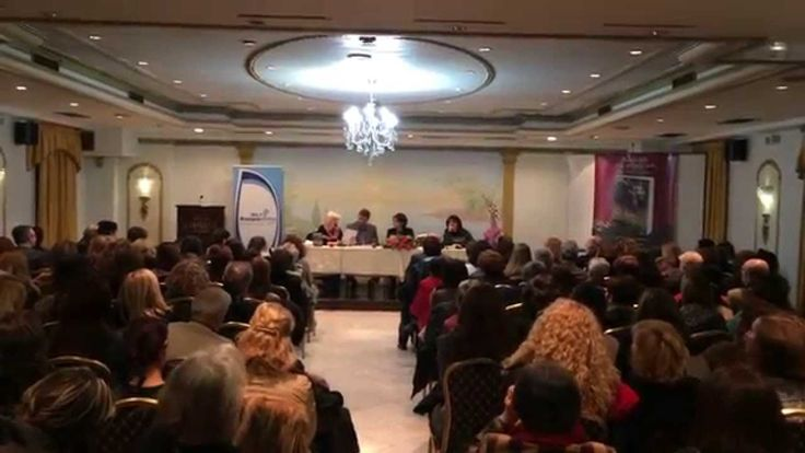 We had Tsavea's Zografia #book #presentation at #imperialpalace #hotel in #Thessaloniki #today http://www.ad-imperial-hotel.gr/conference