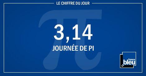 Le samedi 14 mars, soit 3/14 en anglais, c'est la journée du nombre Pi. Noté π, ce chiffre, qui permet de définir le rapport entre le diamètre d'un cercle et sa circonférence, est une énigme pour les mathématiciens : il ne se finit jamais. A l'occasion de cette journée particulière, France Bleu vous révèle quelques secrets du nombre Pi.