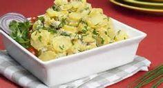 salade de pommes de terre économique à l'américaine