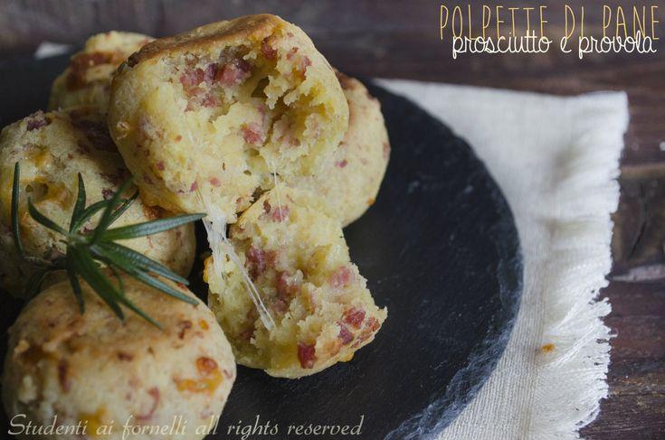 Le polpette di pane prosciutto e provola sono un secondo piatto gustoso ma economico, perfetto anche per smaltire il pane raffermo- Ricetta polpette di pane