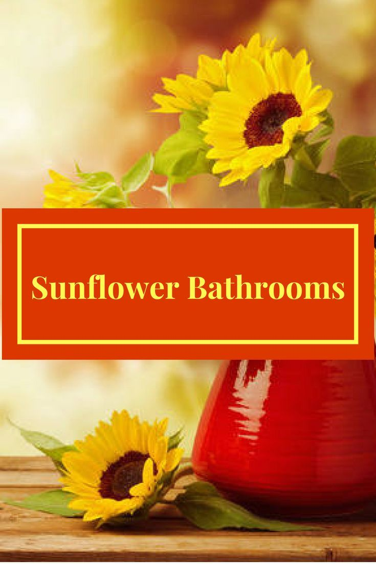 Sunflower shower curtain hooks - Sunflower Bathroom Accessories That Are Popular Among Nature Lovers Sunflower Bath Towels Sunflower Shower