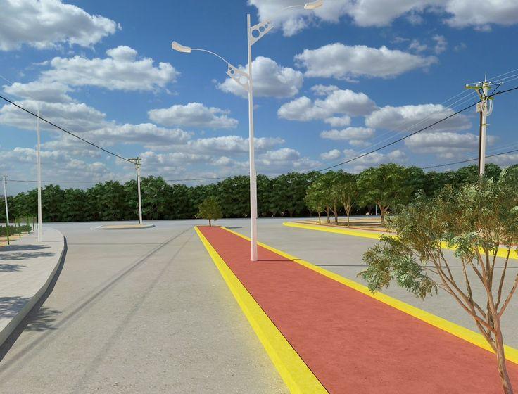 Alcaldía y gobernación socializaron obras de infraestructura y urbanismo en Riohacha