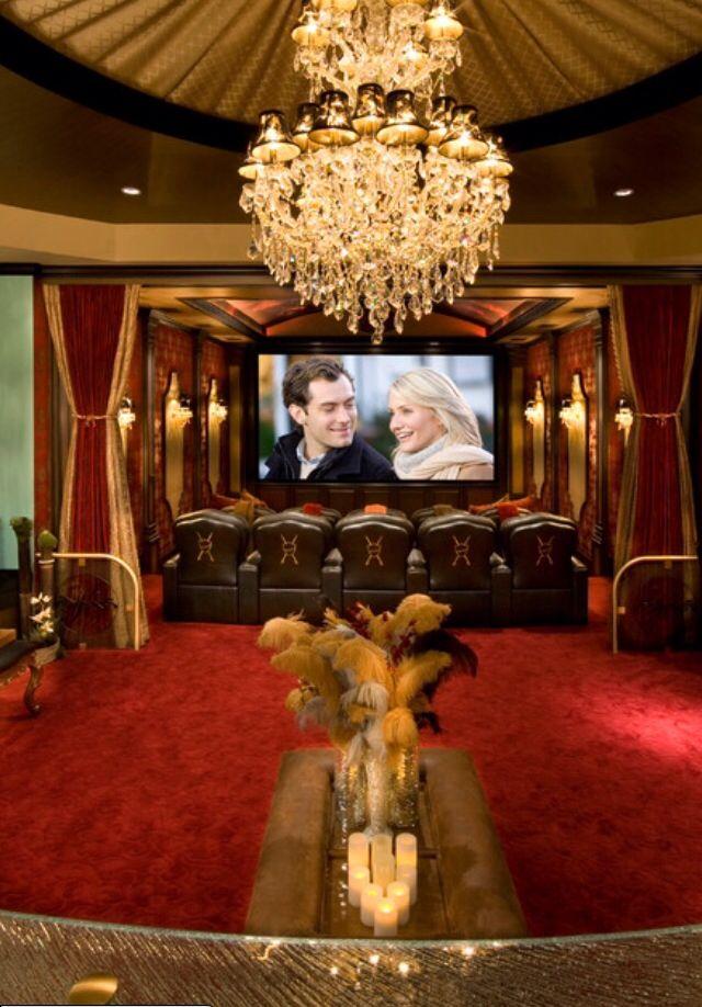 25 best ideas about luxury movie theater on pinterest for Luxury theatre