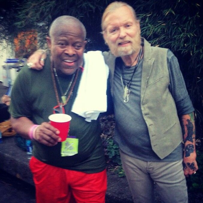 Jaimoe & Gregg ~ pillars of The Allman Brothers Band