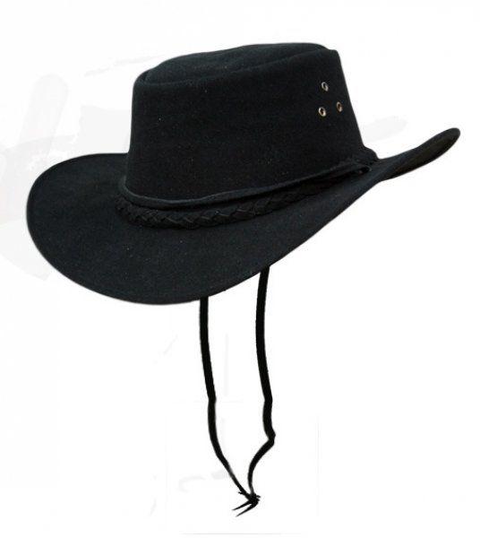 Westernový klobouk SUEDE | Horseriding.cz: Jezdecké potřeby, jezdecká sedla, jezdecké vybavení, lonžování, deky, sedla, uzdění