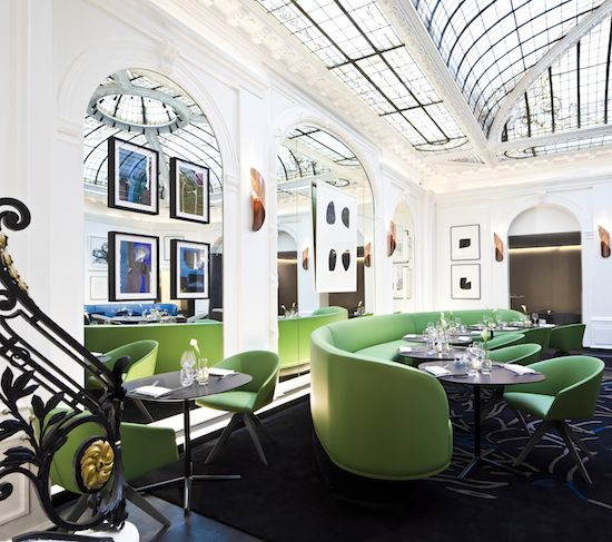 Meet The Hotel Vernet designed by François Champsaur / hotel design, hospitality project, hotel interior design, #hoteldesign, #interiordesign #hospitalityproject  Read article: http://www.designcontract.eu/hospitality/meet-hotel-vernet-designed-francois-champsaur/