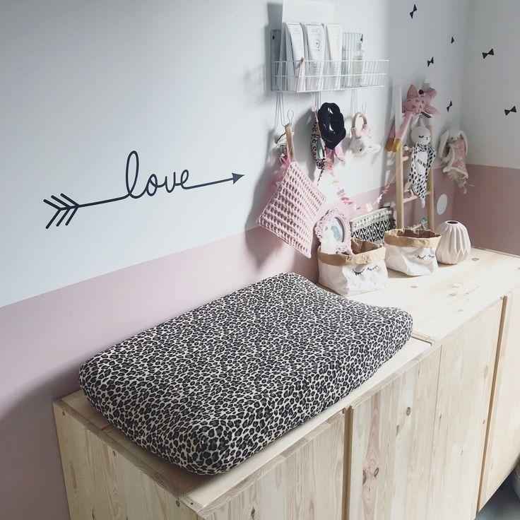 Babykamer meisje roze / girl nursery