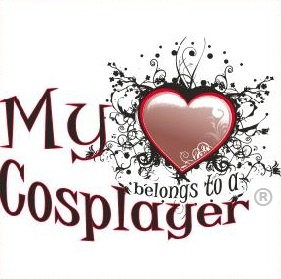 My heart belongs to a #cosplayer! Design trademarked and copyrighted by Fathom Wear® #clothes