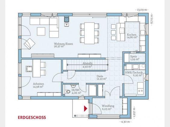 Ber ideen zu bungalow mit einliegerwohnung auf for Zweifamilienhaus modernisieren