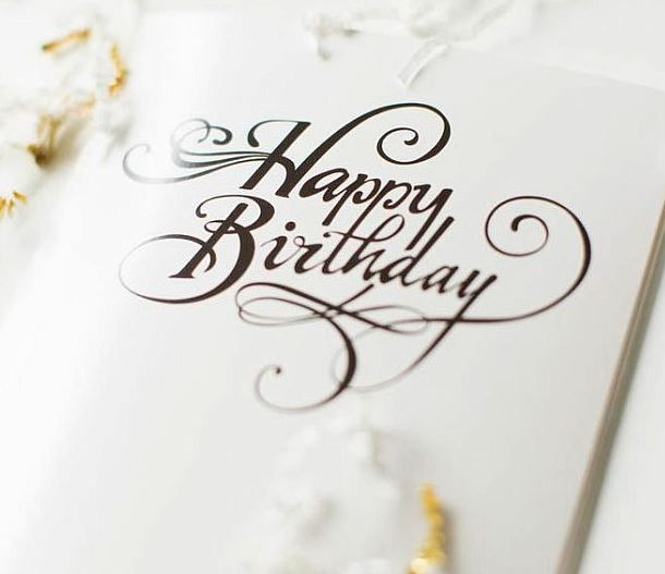 Never Ending Singing Birthday Card  | Gifts for women