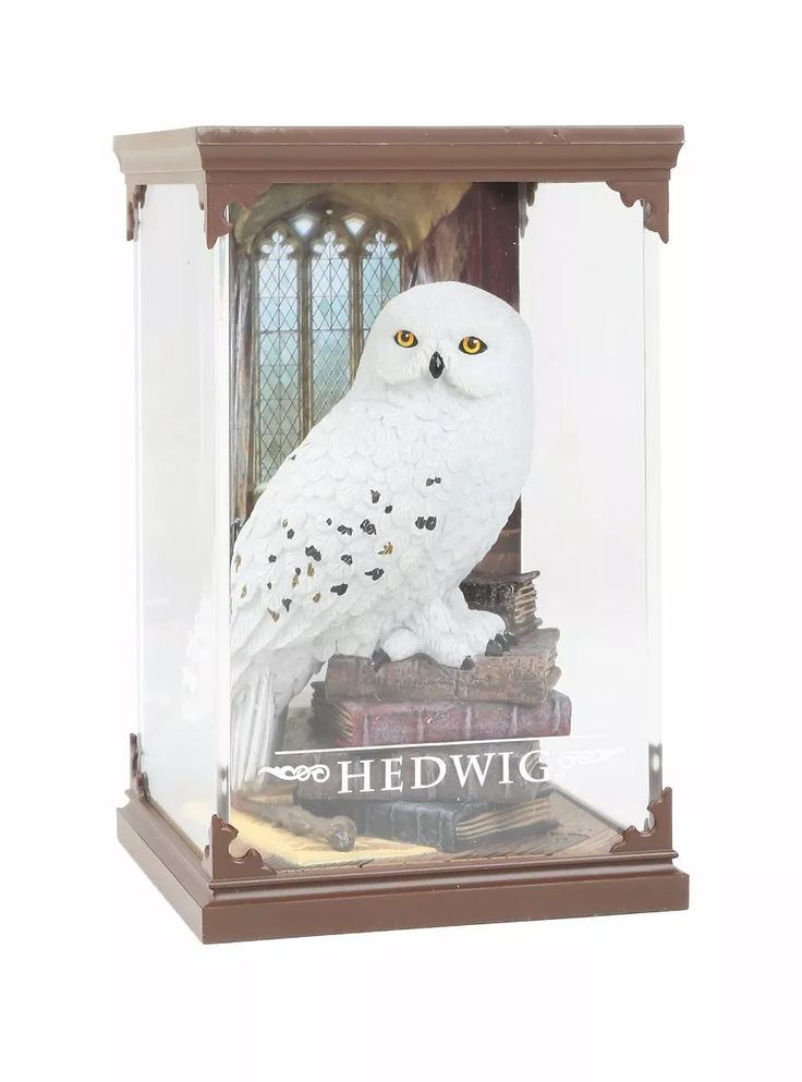 edwiges hedwig harry potter - the noble collection
