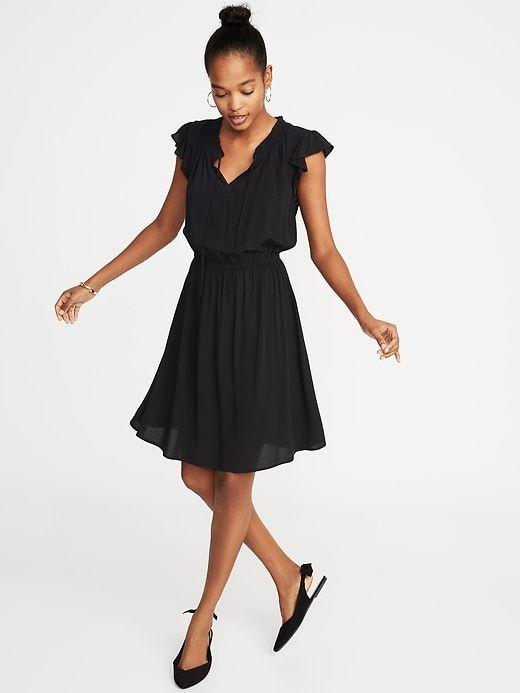 Big Sleeve Dress