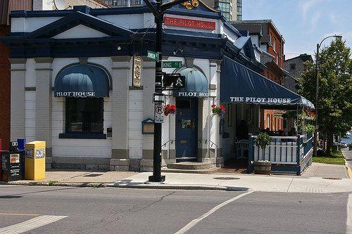 The Pilot House, Kingston, Ontario