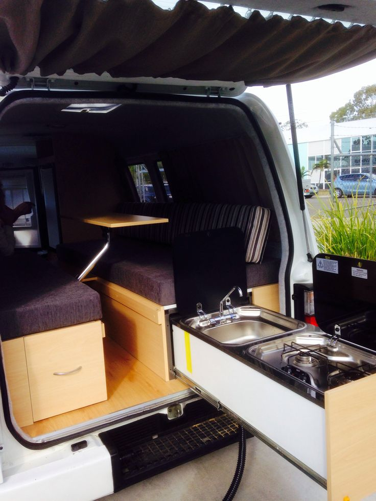 1000 Images About Troopy On Pinterest Mattress Campers