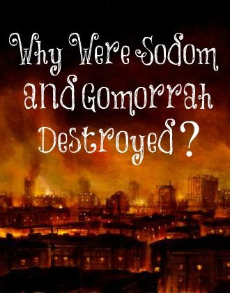 Was it pride or homosexuality that destroyed Sodom and Gomorrah? The Bible is very clear about the sins that destroyed them!