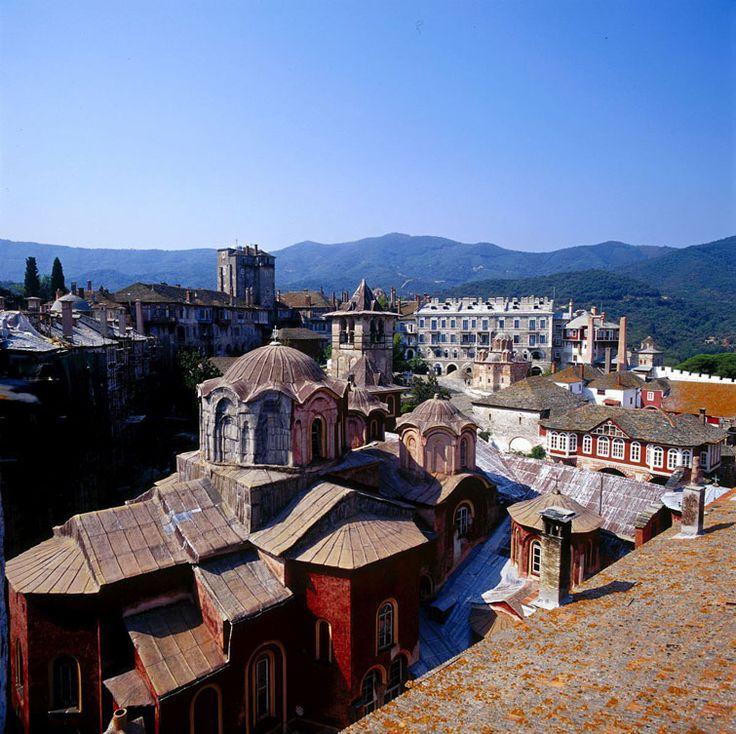 Mount Athos..Άγιον Όρος..