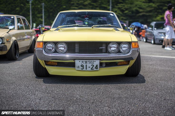 And with such a huge selection and diversity of modified machinery, the worst thing you could possibly do at such an event is look at a car, make an assumption and quickly dismiss it by walking away. I have to say, I almost fell prey to doing just that when I came across this RA22 Toyota …