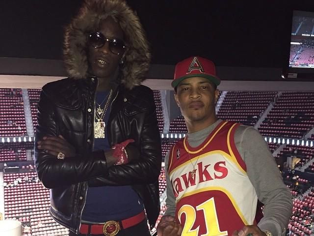 Soak This: T.I. & Young Thug  Bobby Womack (Prod. By London On Da Track)